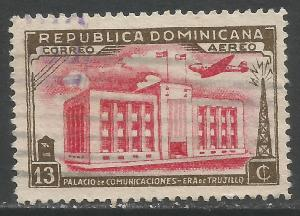 DOMINICAN REPUBLIC C50 VFU M867-8