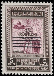 Jordan Scott 300-301 Variety Gibbons 381A-382A Mint Set of Stamps