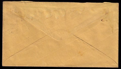 US Scott #65 Worcester Mass Rose Shade Postal Cover Very Good Condition  1863