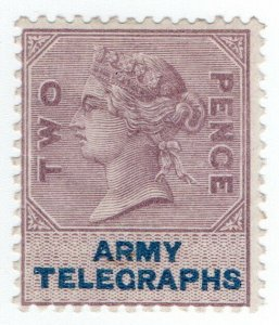 (I.B) QV Telegraphs : Army Telegraphs 2d
