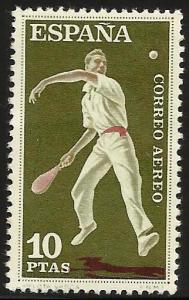 Spain Air Mail Sports 1960 Scott# C170 MNH