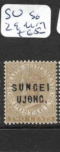 MALAYA SUNGEI UJONG  (P0901B) QV 2C  SG 29  MOG