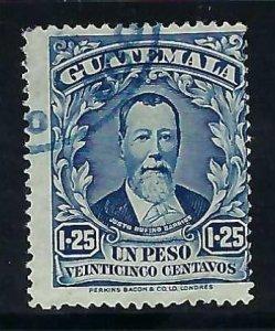 GUATEMALA 217 VFU Z2010-4