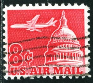 United States - SC #C64 - USED - 1962 - Item USA1820DTS3