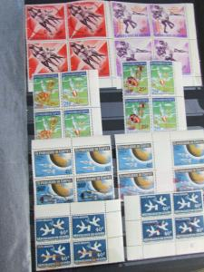 New Guinea Stamps 1960s Scarce Mint NH Error Collection