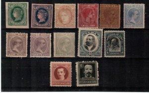 Cuba Scott 18 // 273 Mint hinged (Catalog Value $69.85)