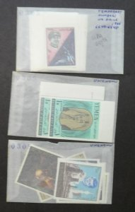 EDW1949SELL : YEMEN Nice collection of all VF MNH DIFF CPLT SETS Some not listed