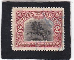 Guatemala,  #  115   used