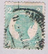 Queensland 122 Used Queen Victoria 1897 (BP51722)