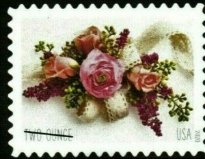 5458 Garden Corsage US Single Stamp Mint/nh FREE SHIPPING