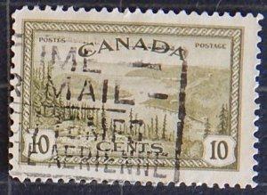 Canada, 1946 Peacetime Production, Sc #269, (1649-T)