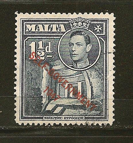 Malta 211 Self Government Used