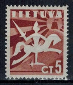 Lithuania - Scott 317 MNH