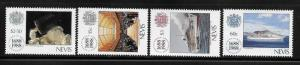 Nevis 1988 Lloyds of London Issue Omnibus MNH A185