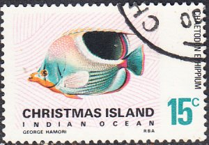 Christmas Island #29 Used