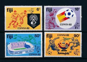 [60493] Fiji 1982 World Cup Soccer Football Spain MNH