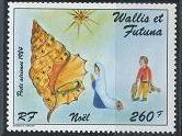 Wallis and Futuna C139 MNH (1984)