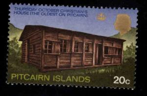 Pitcairn Islands Scott 106 MNH* House stamp
