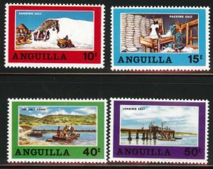 ANGUILLA Scott 49-52 MNH** set