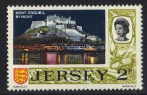 Jersey  1970  MNH  defenitives decimal currency  2 p   #