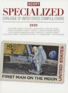 2020 Scott Specialized Catalogue of United States Stamps & Covers