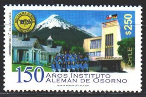 Chile. 2004. 2111. 150th anniversary of the German Institute in Osorno. MNH.