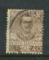 Italy #83 Used (Box1)