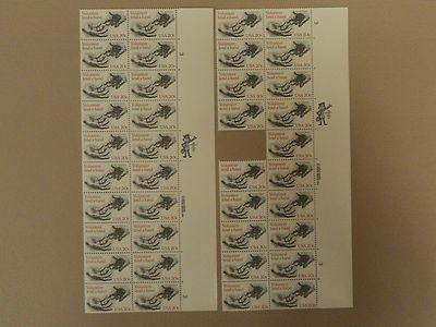 USPS Scott 2039 20c 1983 Volunteer lend a hand Lot of 4 P...