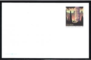 UX381, ***FLUORESCENT PAPER***, FRESH UNUSED POST CARD, SHIP $1.00
