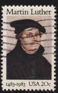 USA 2065  Martin Luther