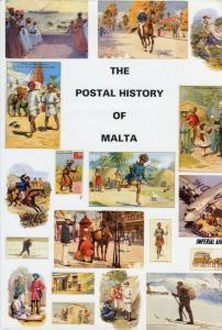 THE POSTAL HISTORY OF MALTA BY EDWARD B. PROUD