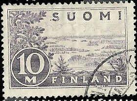 Finland - 178 - Used - SCV-4.75