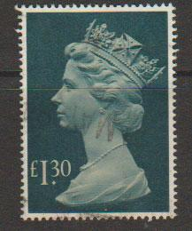 Great Britain SG 1026b Used
