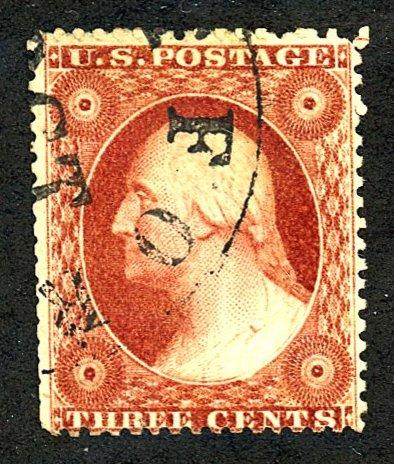 U.S. #26 Used