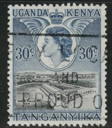 Kenya Uganda and Tanganyika KUT Scott 108 used