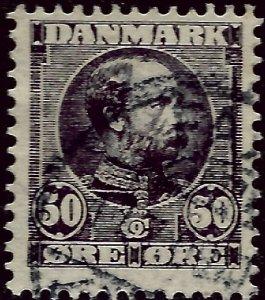 Denmark SC #68 F-VF Used hr SC$90   ..Scandinavian sweet spot!!