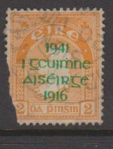 Ireland Sc#118 Used Space filler