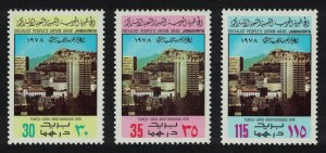 Libya Turkish - Libyan Friendship 3v SG#825-827