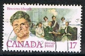 CANADA 1702117 - 1981 Canadian Feminists used single