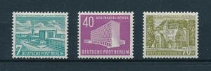 [98197] West Germany Berlin 1954 Bauten  MLH