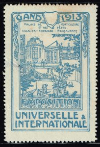World Exhibition, Convention, Stamp Show, Poster, Label stamp Collection LOT #B1