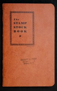 G US Old Cut Square Stamp Collection 92 Used in Stamp Stock Book Album