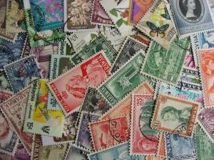 Internationals WW collection breakdown, Sarawak 50 different