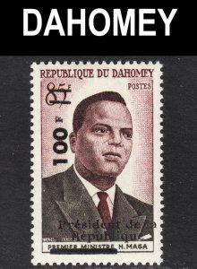 Dahomey Scott 149 VF mint OG NH.