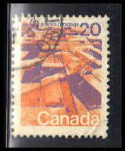 Canada Used Very Fine ZA4709