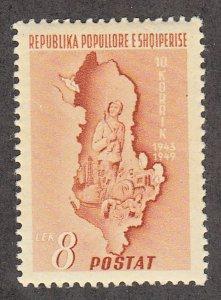 Albania - 1949 - SC 440 - NH - High value