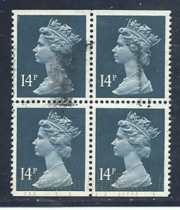 Great Britain   Block   Used   PD