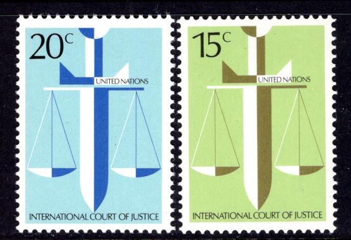 UNNY MNH 314-5 Scale I Sword Of Justice