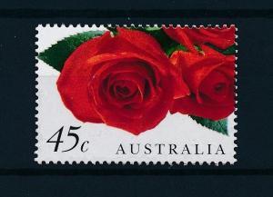 [73593] Australia 1999 Valentine's Day Flowers Rose  MNH