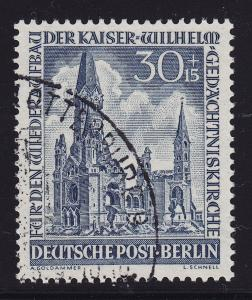 Germany Berlin Scott # 9Nb11 VF used nice color cv $ 98 ! see pic !